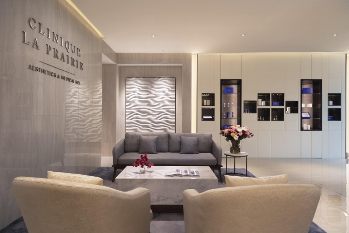 Clinique La Prairie opens new spa in Bangkok