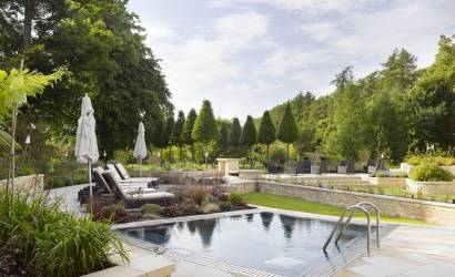 Espa at Lucknam Park launches in UK