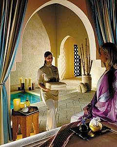 Summer is spa time at Four Seasons Egypt