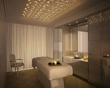 Welcome to Jaleh Spa and Pool at Four Seasons Hotel Baku, Azerbaijan