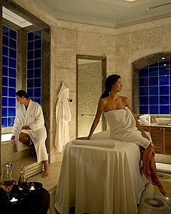 Spa at Four Seasons Istanbul offers exclusive Champaca