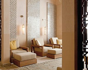 Ignite the spark in private couples' Spa Pavilion at Four Seasons Marrakech