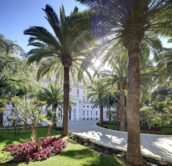 News: Gran Hotel Miramar reveals new Botanical Spa by Sisley