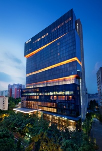 Hilton expands spa concept to China