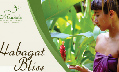 Mandala Spa & Resort Villas to offer Habagat Bliss