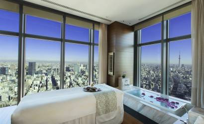 Mandarin Oriental launches Totally Tokyo Five Journeys spa experience
