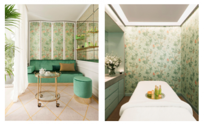 New Tata Harper treatment suite at Le Bristol Paris