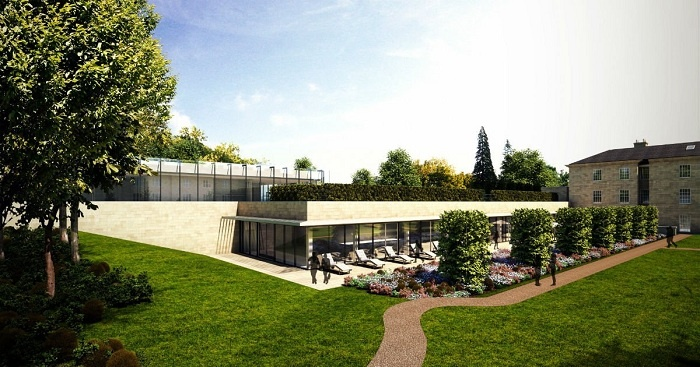 Rudding Park Spa to unveil roof top spa garden