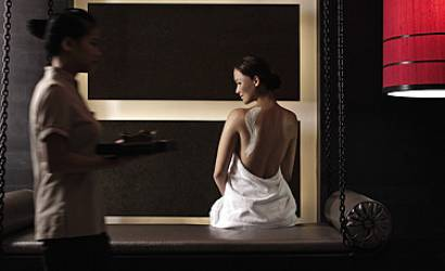 Enjoy Autumn spa in Imperial style at Four Seasons Hangzhou