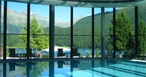 Badrutts Palace Hotel Launches New Spa in St Moritz, Switzerland