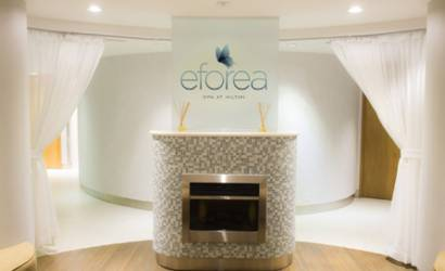 Hilton brings eforea : spa to Canada