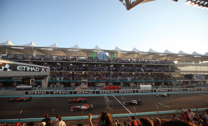 Sebastian Vettel storms to victory in Abu Dhabi Grand Prix