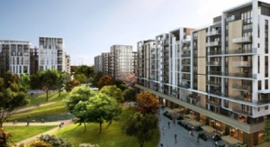 Shortlist of potential investors in the Olympic Village announced