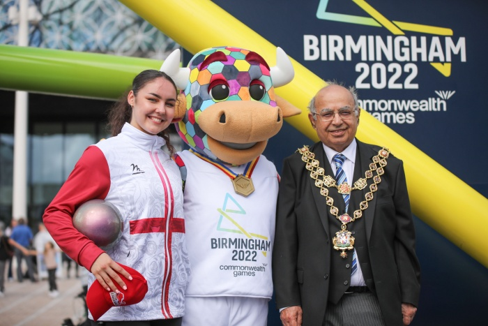 Birmingham 2022 Commonwealth Games Credit Denise Maxwell at Lensi Photography NS 2021