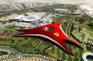 Ferrari World Abu Dhabi prepares for Canadian Grand Prix