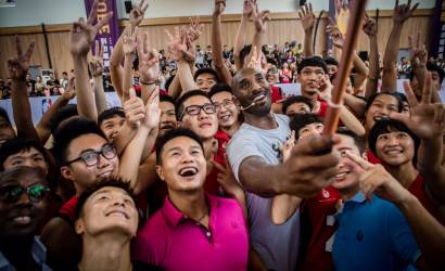 Mission Hills Haikou welcomes next generation of sporting elite to Hainan