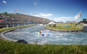 Lee Valley White Water Centre passes the test