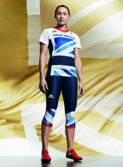 Team GB unveils London 2012 Olympic kit