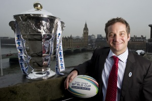 Rugby League World Cup 2013 names Marriott as partner