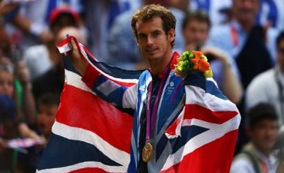 Murray wins gold at Olympic final in Wimbledon