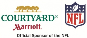 NFL signs Courtyard by Marriott as official sponsor