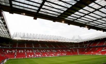 Manchester United move into premier league