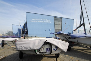 LOCOG takes ownership of Olympic sailing village