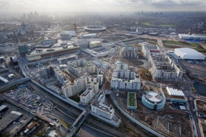 Olympic Village handed over as London begins six month countdown