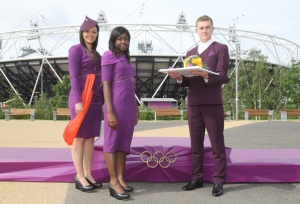 London 2012 Victory Ceremony designs revealed