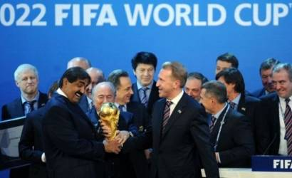 Qatar becomes first Middle East nation to host World Cup