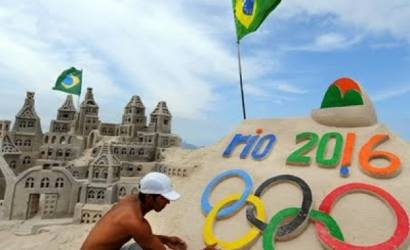 Rio Olympics signs first domestic sponsor