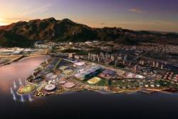 Studio Aecom unveils first plans for Rio 2016 Olympic Park