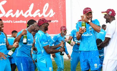 Sandals to take centre stage as West Indies tour begins