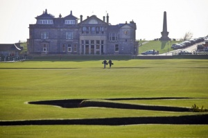 Golf drives Scottish tourism to ever greater heights