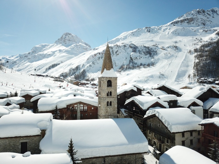 Val d'Isère prepares to open for new ski season