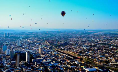 World Hot Air Balloon Championship welcomed to Brazil