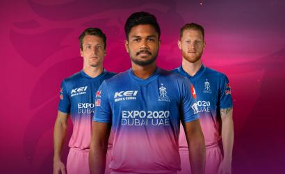 Expo 2020 Dubai to sponsor Rajasthan Royals in IPL