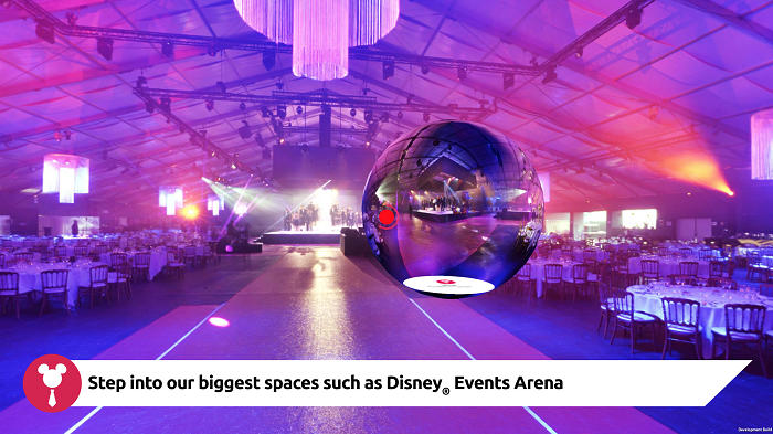 Disney Business Solutions launches 360° virtual tour of Disneyland Paris