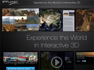New 3-D travel web portal to launch this year
