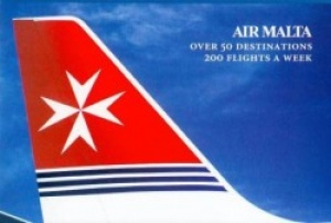 Air Malta launches mobile phone check-in