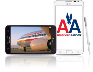American Airlines begins cabin crew tablet roll out
