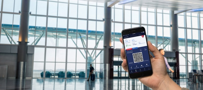 Delta launches automatic check-in through app