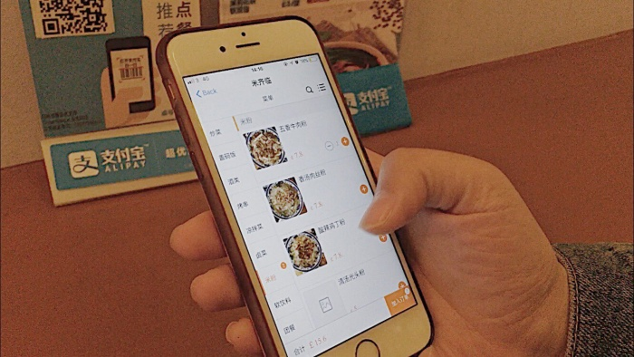 Alipay comes to London Chinatown ahead of Golden Week