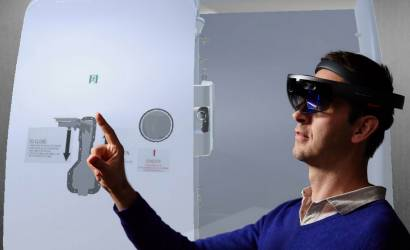 Airbus develops first mixed reality trainer for A350 XWB