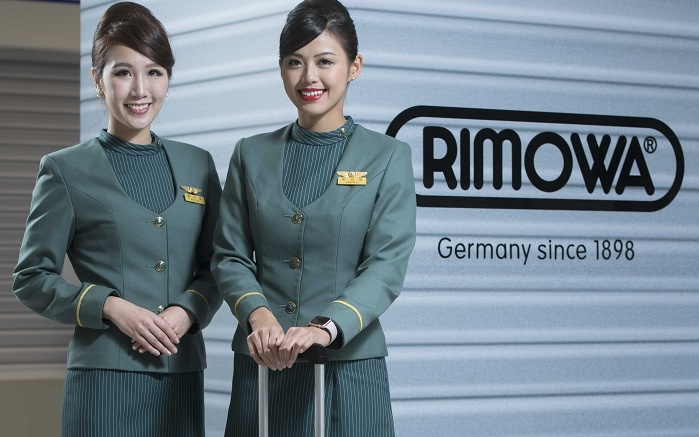 EVA Air partners with RIMOWA for new e-tags