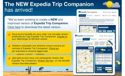 Expedia to acquire HomeAway for $3.9bn