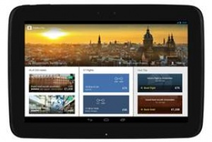 Expedia launches new booking app for tablets