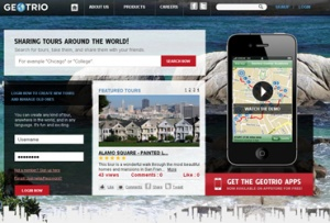 Geotrio seeks to redefine hotel tours