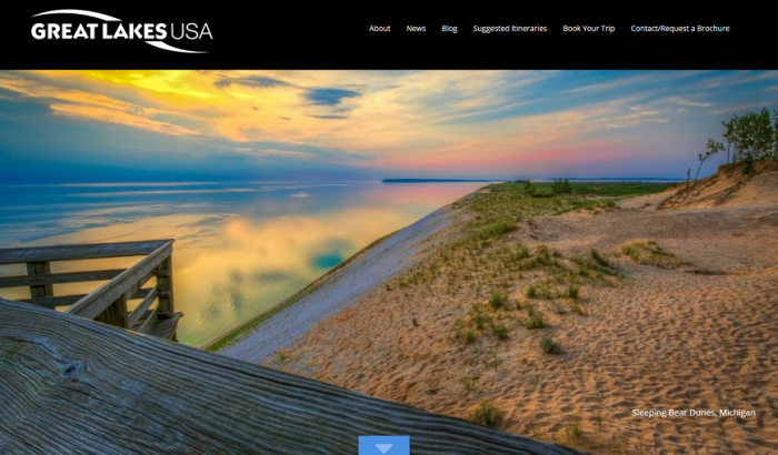 Great Lakes USA launches new website in UK & Ireland