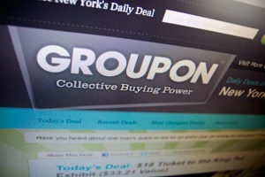 Groupon moves for IPO
